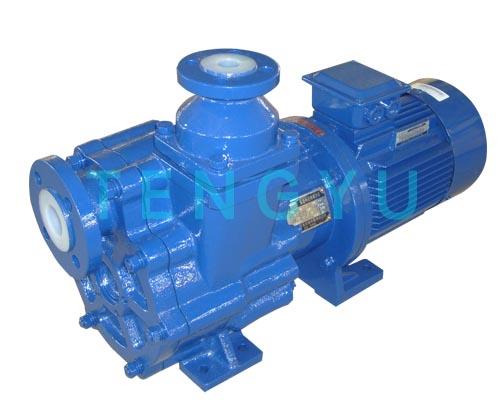 CQF4-Z型氟塑料衬里磁力自吸泵