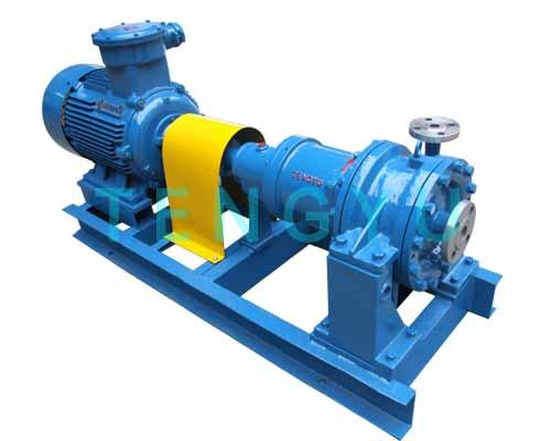 MDPQ型磁力传动切线流泵