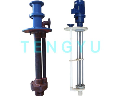 YF型氟塑料液下泵